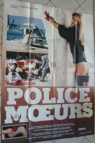 Policía las costumbres-116 cm x 158 Cartel Cinema original ...