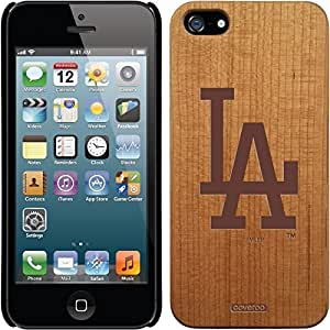 fahion caseiphone 4s Madera Wood Thinshield Case with LA Dodgers LA White Design