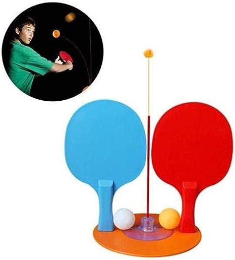 TUOGONGBAO Mesa de Ping Pong Kit de Herramientas para la formación ...