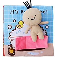 Baby Early Education puzzle Cloth Book 0-3 Years Old Kids Toys for Children Enlighten on Shower Book for Boys Girls