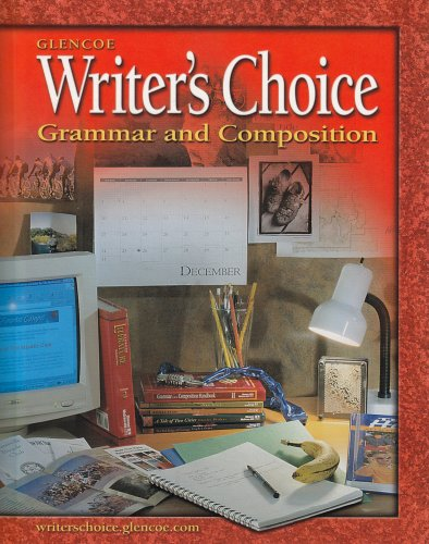 Writers Choice: Grammar and Composition, Grade 7, Student Edition