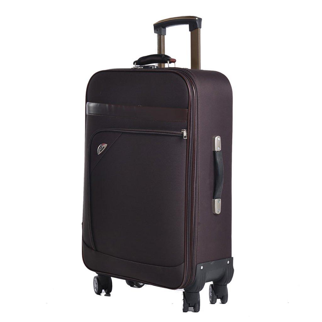 スーツケース トロリーケース4輪出張旅行外出トロリーバッグ大容量ライトトラベルバッグトラベルバッグドラッグバッグハンドバッグトランク旅客ボックスバックパック (色 : C, サイズ さいず : 24INCHES) 24INCHES C B07FSCJMGR