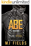 Abe: Four in Hand: (A Dominant Businessmen Romance) (Ties of Steel Book 1)
