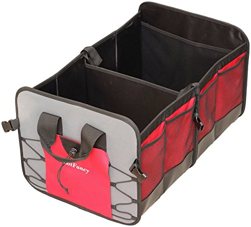 LotFancy Organizer Vehicle Folding Container