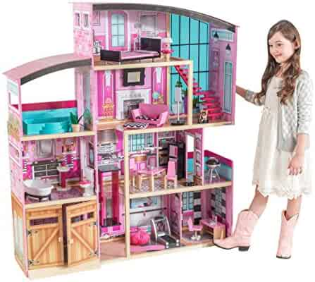 Shopping 3 Stars & Up - Dollhouses - Dolls & Accessories - Toys ...