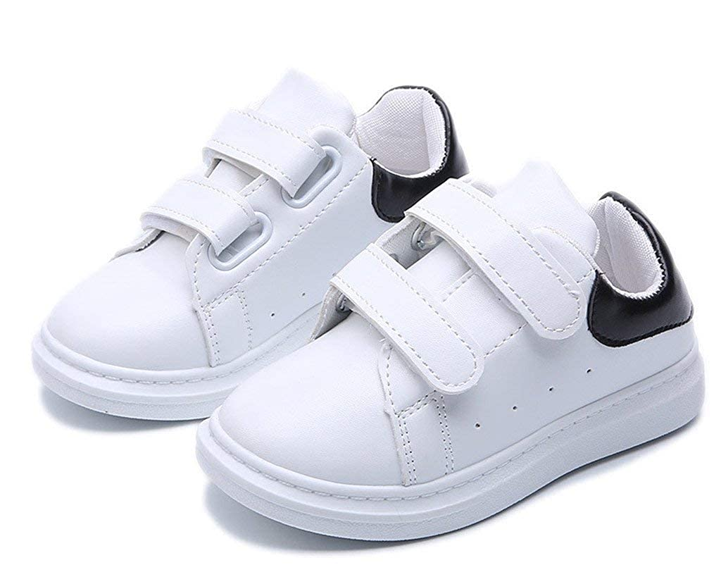 Toddler//Little Kid//Big Kid PRETTYHOMEL Boys Girls Lightweight Sneakers Breathable Athletic Running Shoes