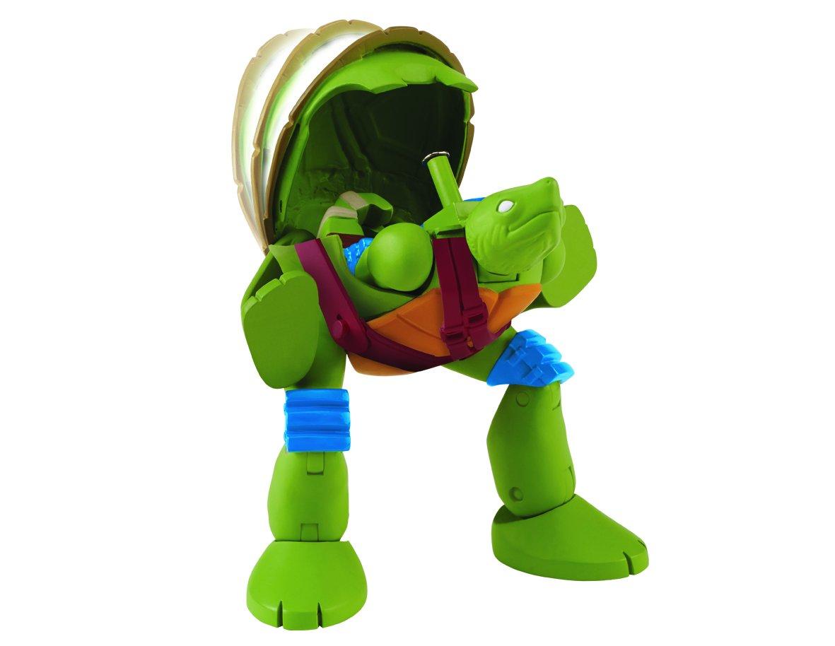 Teenage Mutant Ninja Turtles Mutations Deluxe Figures Pet to ...