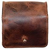 Hide & Drink, Leather Jewelry Pouch, Mini Travel