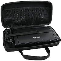 Hard EVA Travel Case for Epson WorkForce WF-100 Wireless Mobile Printer by Hermitshell