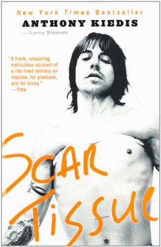 Book cover for Scar Tissue