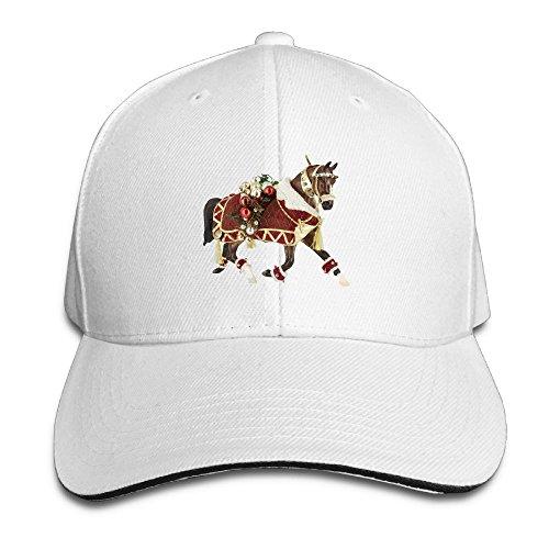 Breyer Horse Traditional Unisex Washed Retro Adjustable Cowboy Hat Baseball Cap