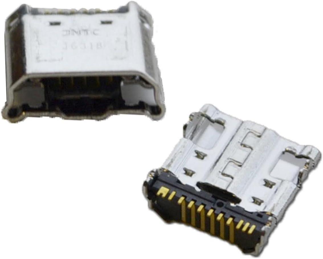 Micro USB Samsung Galaxy Tab 3 P5200 P3200 Charging Port TAB 4 SM-T237P SOCKET