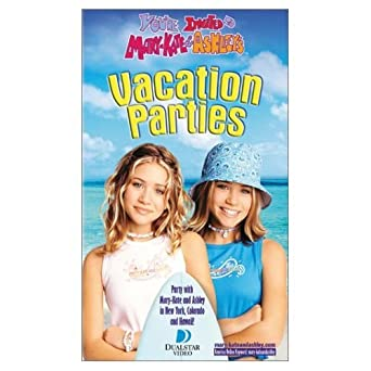 Amazon Com You Re Invited To Mary Kate And Ashley S Vacation