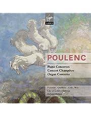 Poulenc: Pno Concerto / Concert Champetre