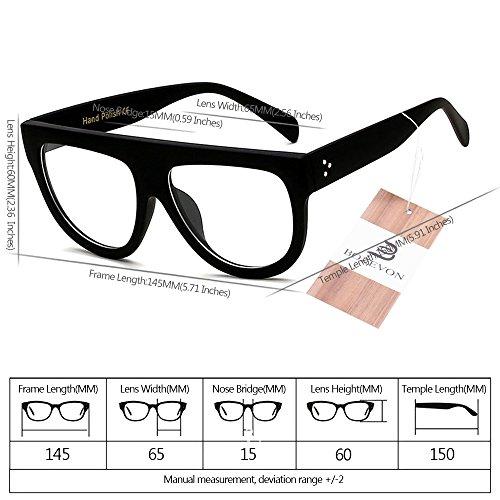 06 Hombre sol Mujer Nuevo Siamese Gafas libre y Moda Estilo para BOZEVON de UV400 al aire Gafas deporte qBXTZfwxn
