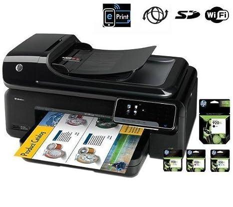HP Officejet Impresora HP Officejet 7500A e-All-in-One de formato ...