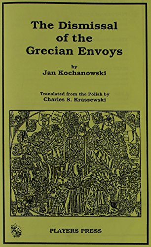 The Dismissal of the Grecian Envoys