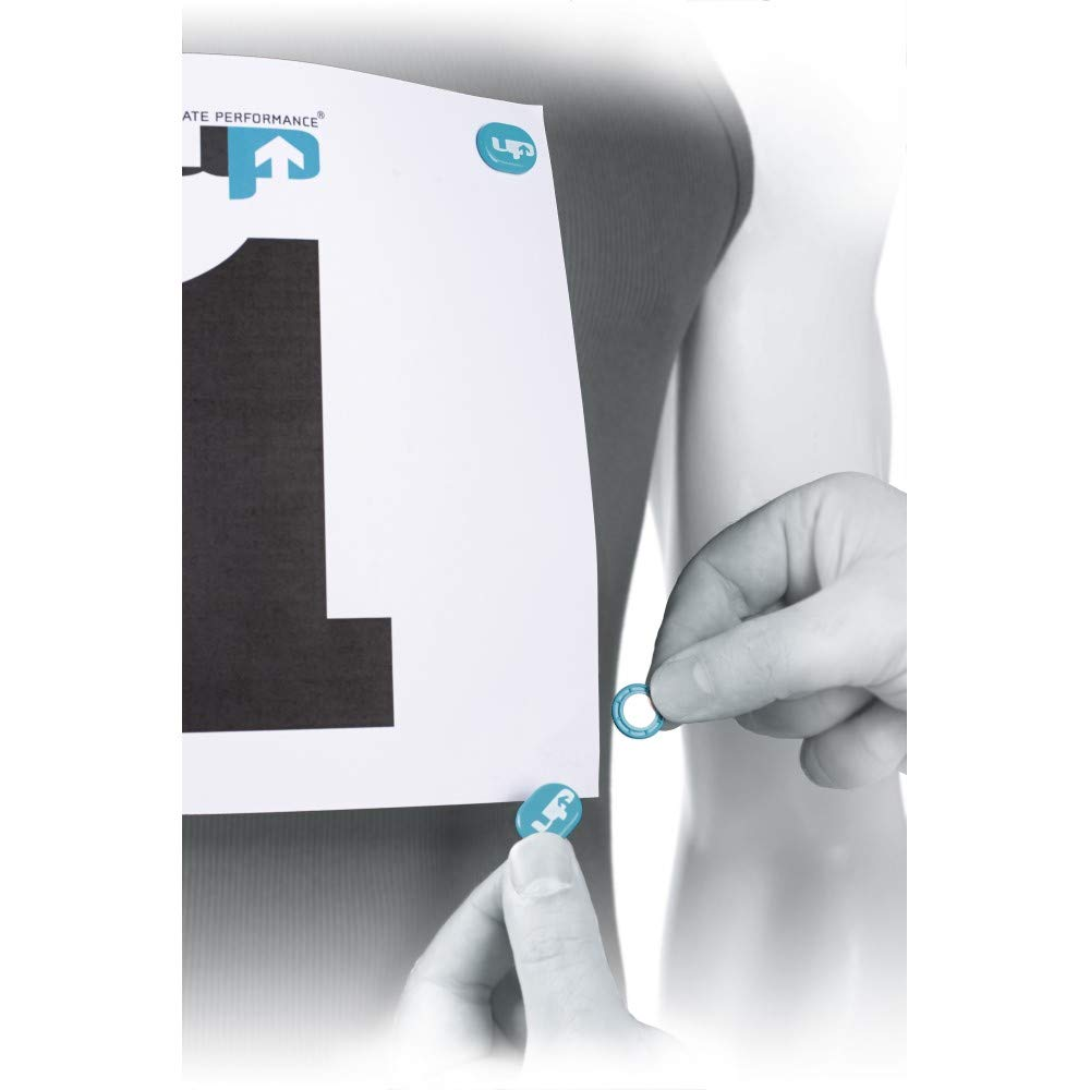Blue Ultimate Performance Race Number Magnets SS19