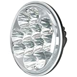 5-3/4' 5.75' Round LED Motorcycle Headlight LED Work Light 36W for Motorcycle Automotive Offfroad 12v 24v Replace Xenon Hid Halogen