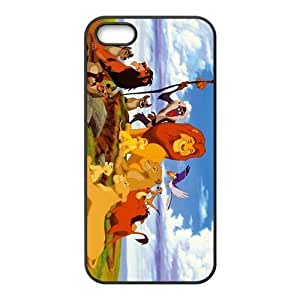 DAZHAHUI Disney The Lion King Design Best Seller High Quality Phone Case For Iphone 5S wangjiang maoyi