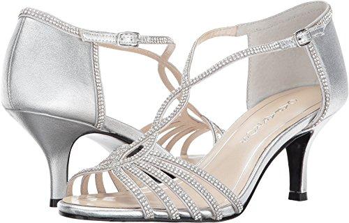 Caparros Womens Jerilyn Silver Metallic gQeXOjJ