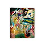 """Canvas Print with """"2 of white border or reflective around."""