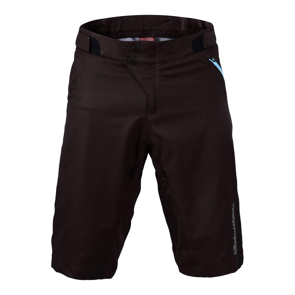 Brown Troy Lee Designs Ruckus Shell Solid Mens Off-Road BMX Cycling Shorts 34 239003914