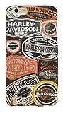 Harley-Davidson Men's Allover Printed H-D Logos iPhone 6 Phone Shell 7796