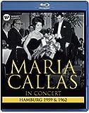 Maria Callas: In Concert Hamburg 1959 & 1962 [Blu-ray] [Import]