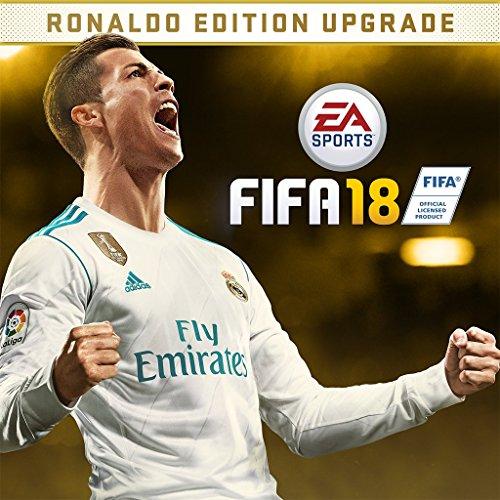 Fifa 18: Deluxe Ed Upgrade - PS4 [Digital Code] (Fifa Download Game 15)