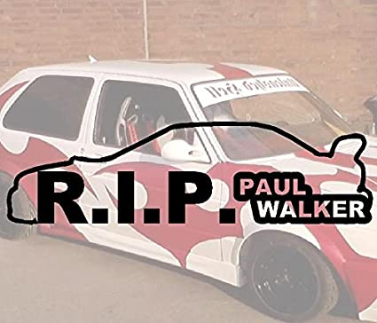 Rip Skyline Paul Walker Domo Bitch Race Power PS JDM OEM FUN Skin ...