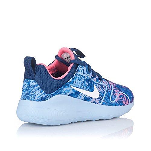white Nike 833667 Chaussures bluecap 414 De Blue Bleu Pink coastal Sport Femme digital TzxB4T