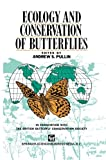Ecology and Conservation of Butterflies, , 9401045593