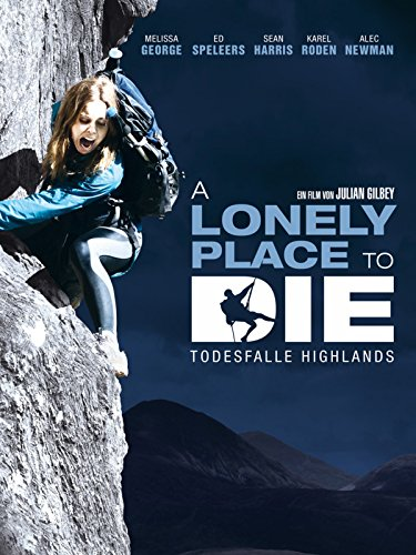 A Lonely Place to Die - Todesfalle Highlands Film