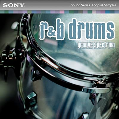 Groove Spectrum R&B Drums