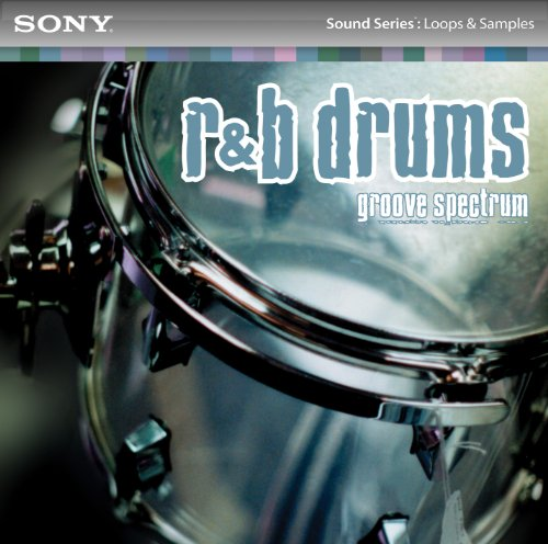Groove Spectrum R&B Drums [Download] (Drum Kits Download)