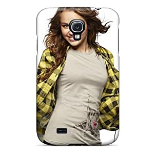 QLl9974HEPq Tpu Case Skin Protector For Galaxy S4 Miley Ray Cyrus With Nice Appearance