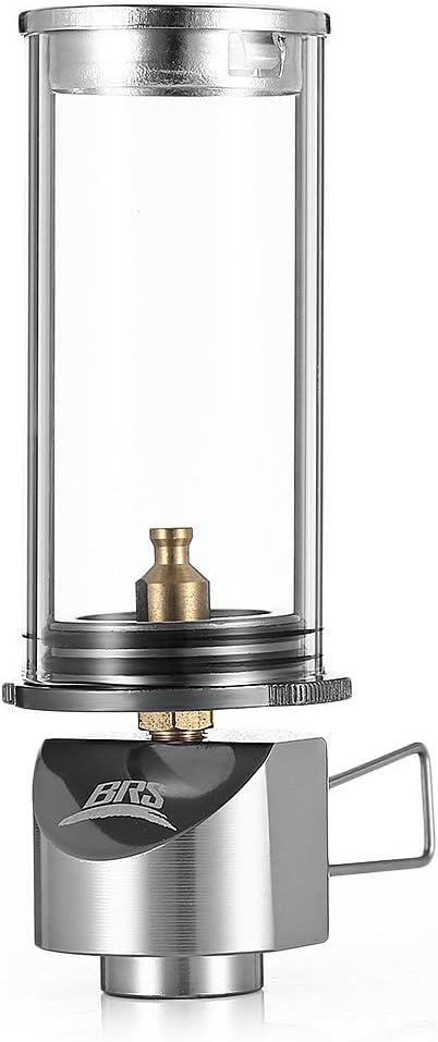 Mini Camping butano Gas Linterna Luz Lámpara resistente al ...