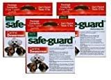Product review for Excel Safe-Guard Canine DeWormer for Small Dogs Pack of 3 (9 pouches)