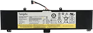 Tangdu L13M4P02 New Replacement Laptop Battery for Lenovo Y50 Y50-70 Series Y50-70-ISE Y50-70 Y70-70 Y70 L13N4P01 7.4v 54wh 7400mah