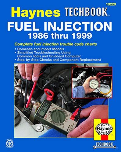 Fuel Injection Manual '86'99 (Haynes Repair Manuals) ()