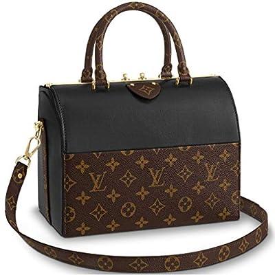 Louis Vuitton Monogram Canvas Speedy Doctor 25 Travel Handbag Article: M51468 Made in France