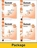 Key to Decimals, Books 1-4 Set (KEY TO...WORKBOOKS)
