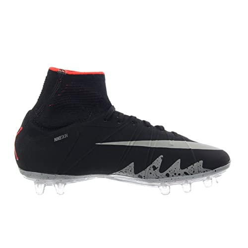 a57b103c909 Nike Jr Hypervenom Phantom 2 NJR FG Neymar Jordan Youth Soccer Cleats  (4.5Y)  Amazon.ca  Shoes   Handbags