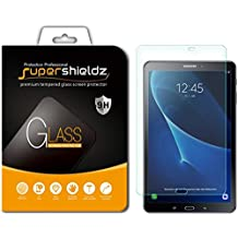 Supershieldz for Samsung Galaxy Tab A 10.1 Tempered Glass Screen Protector, Anti-Scratch, Anti-Fingerprint, Bubble Free, Lifetime Replacement Warranty (SM-T580/T587)