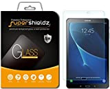 Supershieldz for Samsung Galaxy Tab A 10.1 [SM-T580/T587 Model 2016 Release] Tempered Glass Screen Protector, Anti-Scratch, Bubble Free, Lifetime Replacement