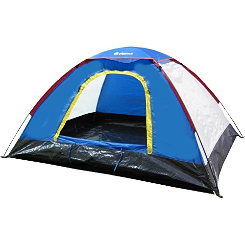 GigaTent 6′ X 5′ 2 Person Kids Dome Tent Indoor OR Outdoor Removal Fly Easy to Set - Large Gigatent Explorer Dome