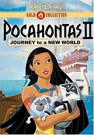 Pocahontas II: Journey to a New World (DVD-Gold Collection)