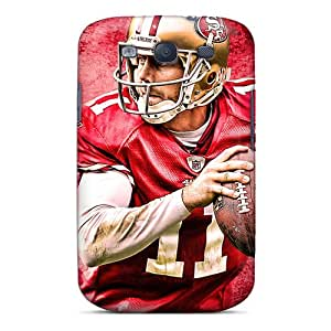 Premium [ILE1206IvbA]san Francisco 49ers Case For Galaxy S3- Eco-friendly Packaging