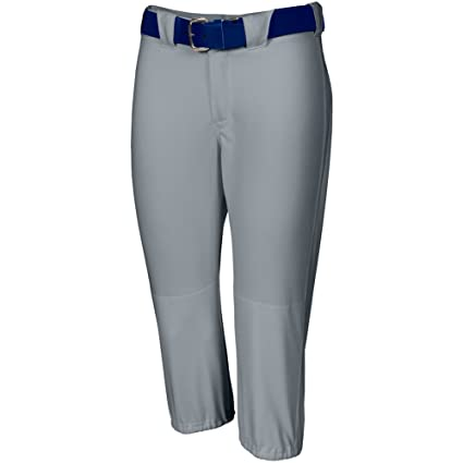4403be633e9 Image Unavailable. Image not available for. Color  Russell Athletic Women's  Low-Rise Softball Pants